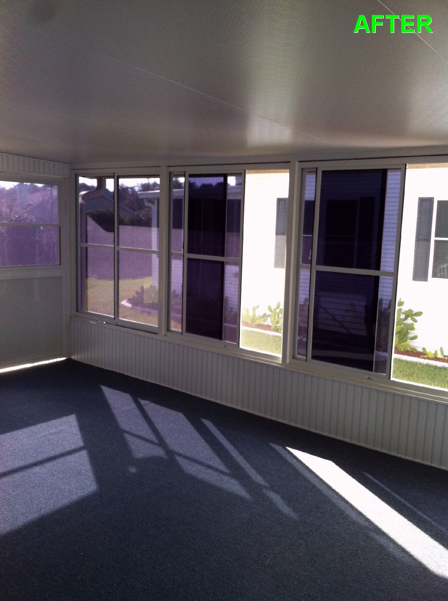 Screen Rooms by Tomkatz Manufactured / Mobile Home Repair